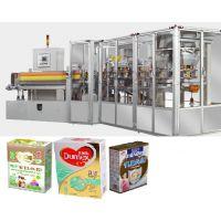 供应盒装奶粉包装机 奶粉装盒机 全自动奶粉装盒包装机