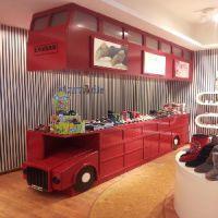 厦门哪里的鞋柜展示架是有打折的 福建商用鞋柜展示架