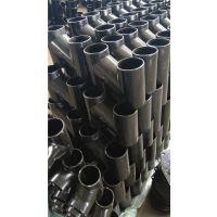 H管 W型柔性铸铁管管件 下水排水通气H管件