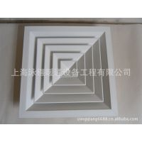 上海通风设备铝合金风口ABS风口加工白铁加工