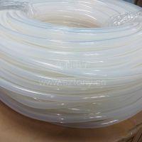 深圳供应6*8食品级医疗吸氧管 工业硅胶管    软管彩色需订做