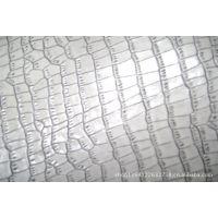 羊皮厂家供应优质真皮面料 白色羊皮革 羊皮鳄鱼纹