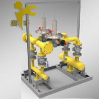 偏关县燃气公司网站官方推荐安装衡水润丰燃气调压箱型号齐全更安全