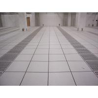 西安防静电地板厂家 机房高架地板 未来星防静电地板安装
