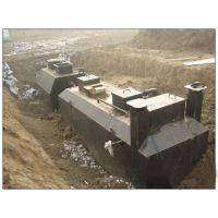 一体化生活污水处理装置,地埋式污水处理设备,污水处理工程
