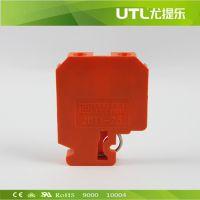 斯普威尔JUT4-2.5 增强型接线端子 螺钉类接地端子  防水接线端子