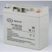 上海鸿贝BABY蓄电池FM/BB1220(12V20AH/20HR) UPS蓄电池12V20AH