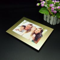 厂家供应 金属色高档礼品相框 促销赠品相框 各种相框可定做