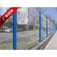 【护栏网】、桥梁护栏网、生态园护栏网、卓恒金属网