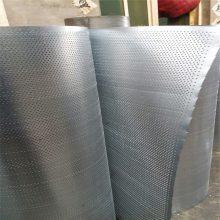 金属板冲孔 冲孔通风板 圆孔网镀锌板