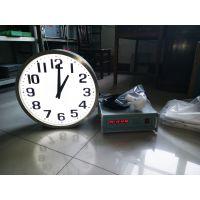 长期供应定制康巴丝牌自动校时室外电子大钟kts-15型