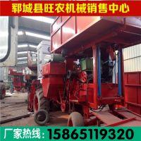 山东玉米秸秆青储机、养殖业机械、牛羊专用鲜玉米秸秆收割机厂家