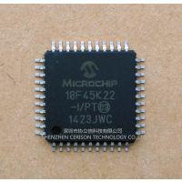 供应PIC18F45K22-I/PT及PIC18F45K22-I/ML