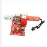 精品型ppr热熔机20-32 不粘胶加厚模头 管材焊接机 热容器