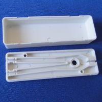 双芯皮线光缆保护盒布线产品2进2出光纤保护盒厂家供
