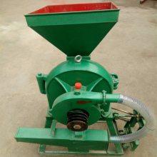 小型家用磨面机 大产量磨面机 富兴铸铁磨面机