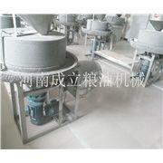 要买就买石磨面粉机,一机多用的石磨加工设备