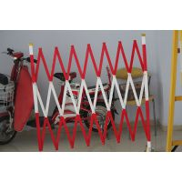弘恒不锈钢伸缩安全围栏电力防护围栏 片式绝缘围栏 片式伸缩围栏