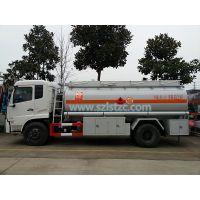 东风天锦8到10吨运油车厂家直销