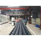 CE Certification Double Screw Extruder For 880mm Width PVC Glazed Tile Forming