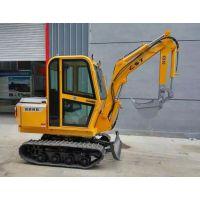 厂家供应多功能挖掘机履带360度旋转挖掘机 微型超小挖掘机