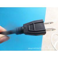 厂家热销插头 美式/美规/美标插头线 美国UL认证标准插头电源线