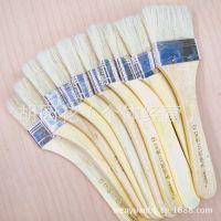 厂家大量批发1-12号713猪鬃板刷 排刷 毛刷底纹刷排笔工业硬毛刷