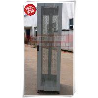 万正恒力HL-6642通信机柜 60*60*200cm 网络机柜 服务器机柜