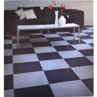 供应青岛办公室方块地毯PVC拼块地毯