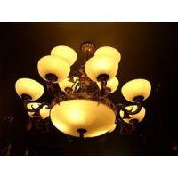 物美价廉的古典吊灯要到哪买:客厅水晶吊灯图片