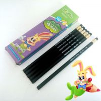 顺手铅笔 学生铅笔 义乌铅笔厂家批发直销 环保铅笔加工 支持一件批发