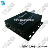 供应盈创力和物联网POE供电IP网口温湿度集成传感器