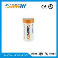 睿奕ramway 3.0V 5400mAh CR26500锂电池 故障指示器专用