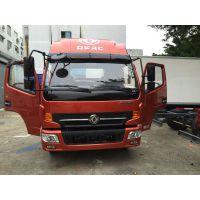 深圳东风凯普特E280L宽体自产五十铃120马力卡车报价