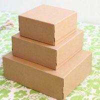 快递包装盒厂家 定制快递纸盒 邮寄 淘宝纸盒 折叠瓦楞纸盒logo.