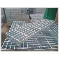 武汉钢格板厂/镀锌钢格栅现货/烤漆盖板加工