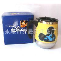现货供应迪士尼杯子  米奇杯  情侣杯 D3600