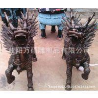 厂家出售 麒麟雕像青铜雕塑 铜麒麟雕塑
