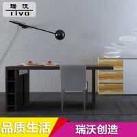 厂家供应 时尚现代家用餐桌 多功能家用餐桌批发 价格优惠