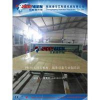 PVC超强微晶石生产线