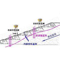 边坡监测系统 远程供电POE电源合路器物联网机柜智能锁高科技厂家