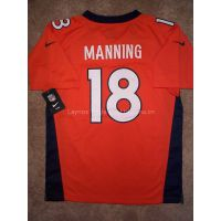 STITCHED/SEWN Broncos PEYTON MANNING nfl NIKE LIMITED Jersey YOUTH