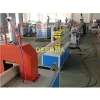 pvc管生产_德尔玛塑机(图)_pvc管生产原料