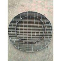 安平县中淮钢格板厂 Q235 热镀锌钢格板 格栅板 踏步板沟盖板 易清扫