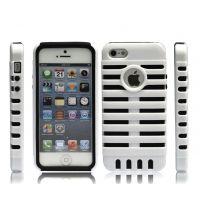 【厂家直销】iphone5麦克风系列手机保护壳
