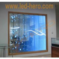 P15.625led透明玻璃幕墙/P15.625玻璃屏规格参数