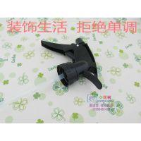 手扣消毒水喷雾器喷头 (黑色塑料壶头) 理发专用 家庭雾化喷壶头