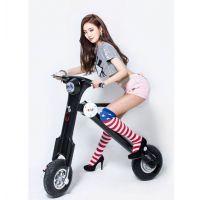 电动车批发,小轮电动摩托车 迷你电动车 新款折叠电动自行车24