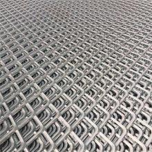 供应重型钢板网平台/大孔钢板网/菱形孔网片