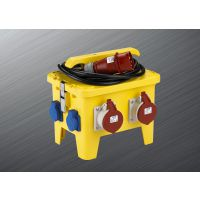 供应富森 ZJFSEN-CEE高品质工业插座箱 高标配置配电箱多功能电源控制箱